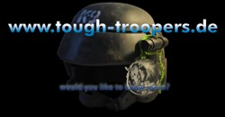 Starship Troopers Helm